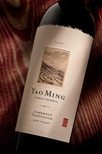Yao Ming Family Reserve 2009 2009 Napa Valley Cabernet Sauvignon