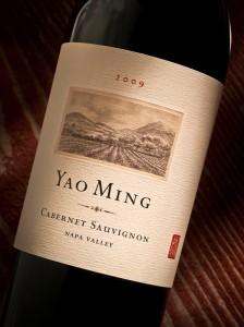 Yao Ming 2009 Napa Valley Cabernet Sauvignon