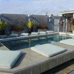 shade hotel rooftop pool 150x150 Shade Hotel, Manhattan Beach, California   Hotel Feature