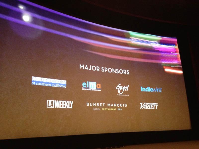 Sponsors for COLCOA 2013
