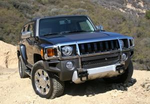 Hummer H3x