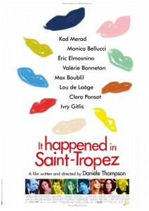 it happened in saint tropez movie poster 212x300 It Happened in Saint Tropez movie poster