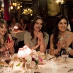Noga, Melita and Giovanna in It Happened in Saint-Tropez