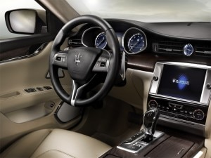 maserati interior 300x225 Maserati and Ermenegildo Zegna Announce Partnership    Car News