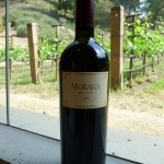 Moraga Vineyards 1992 Red