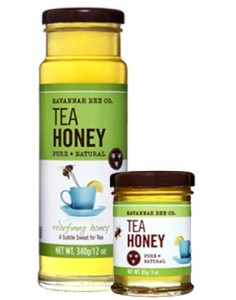 Savannah Bee Company Tea Honey