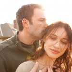 Ben Affleck and Olga Kurylenko in To the Wonder