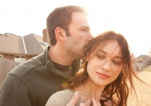 to the wonder ben affleck olga kurylenko 300x210 Ben Affleck and Olga Kurylenko in To the Wonder