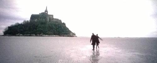 Mont Saint-Michel in To the Wonder