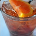 The Negroni Sbagliato. Photo courtesy of Poggio.