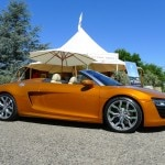 audi r8 spider 150x150 Auction Napa Valley 2013