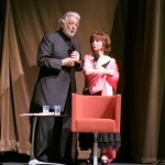 isabel allende placido domingo 150x150 Chatting with Maestro Plácido Domingo