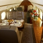 lufthansa gulfstream interior 150x150 Lufthansa Private Jet Service   Travel News