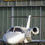 Lufthansa Private Jet training aircraft