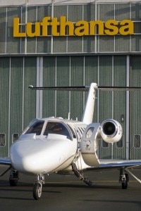 lufthansa private jet1 200x300 Lufthansa Private Jet training aircraft