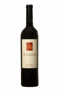 nandu malbec 200x300 Ñandú 2010 Malbec   Wine of the Week Review