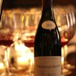 2008 Chorey-les-Beaune at City Hall