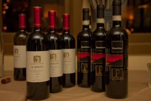 """Le Corti dei Farfensi """"S. Joseph"""" Rosso Piceno Superiore DOC 2009 and Pileum """"Massitium"""" 2009"""