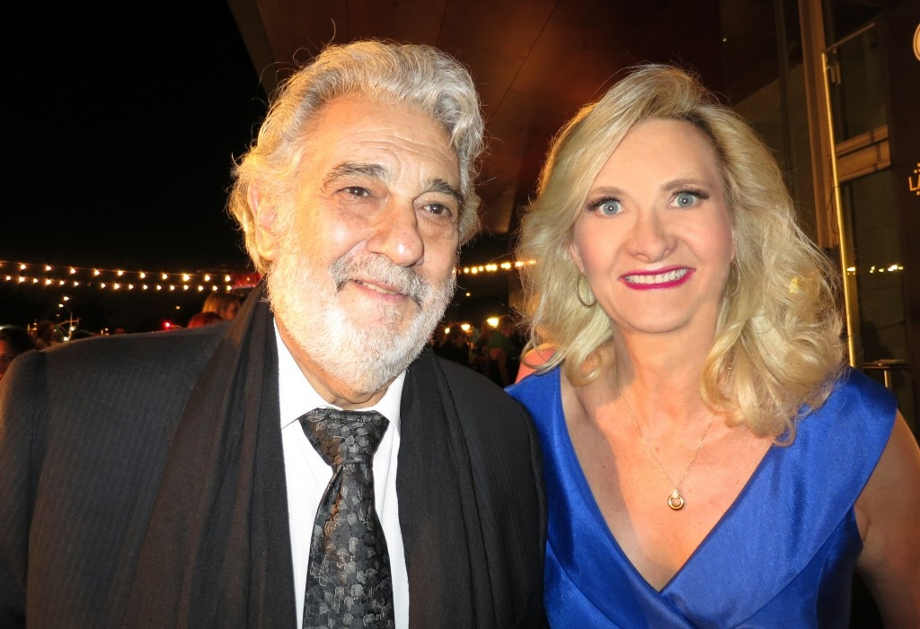 Placido Domingo - Sophie Gayot