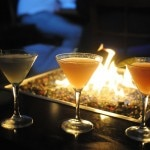 Specialty cocktails from Stefan's at L.A. Farm
