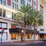 The exterior of The Saint Hotel, Autograph Collection in New Orleans