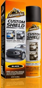 armor all custom shield coating Armor All Custom Shield Coating   Product Review