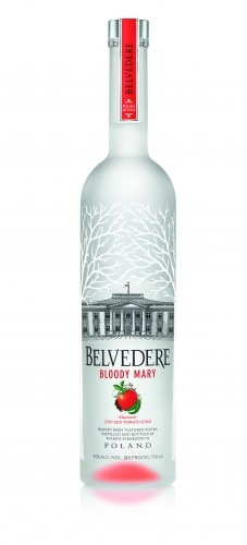 Bloody Mary Belvedere
