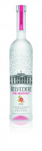 Pink Grapefruit Belvedere