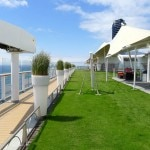 celebrity solstice lawn club 150x150 Cruising and Dining on the Celebrity Solstice