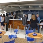 The Mast Bar on the Celebrity Solstice