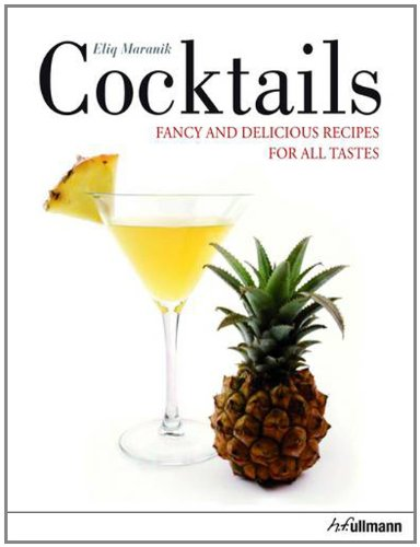 cocktails blog Cocktails: Fancy & Delicious Recipes for all Tastes   Book Review