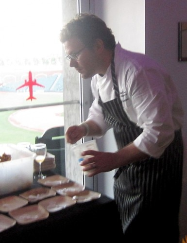 Jacob Des Voignes, executive chef at Local Mission Eatery