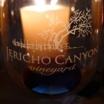 jericho canyon glass 150x150 Jericho Canyon 2009 Estate Cabernet Sauvignon   Wine of the Week Review