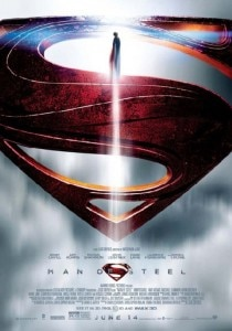 """Man of Steel"" official movie poster"