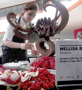 Mellisa Root, pastry chef at Madera
