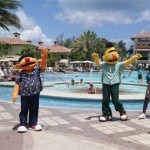 Bert Ernie by the Pool 150x150 Beaches Turks and Caicos   Hotel Review