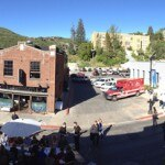 Overhead view of Savor the Summit in Park City, Utah
