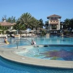 Italian Village Pool 150x150 Beaches Turks and Caicos   Hotel Review