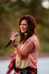 Martina 200x300 Country singer Martina McBride performs at  Wente Vineyards in Livermore, California