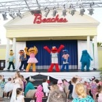 Sesame Stage Show 150x150 Beaches Turks and Caicos   Hotel Review