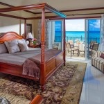 Guest room at Beaches Turks and Caicos