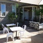 outdoor patio 150x150 Washington School House Hotel, Park City   Review