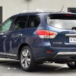 Nissan Pathfinder Platinum 4x4