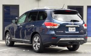 pathfinder 300x185 Nissan Pathfinder Platinum 4x4