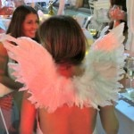 angel wings 150x150 The First Diner en Blanc in Los Angeles