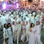 The organisers Diner en Blanc in Los Angeles