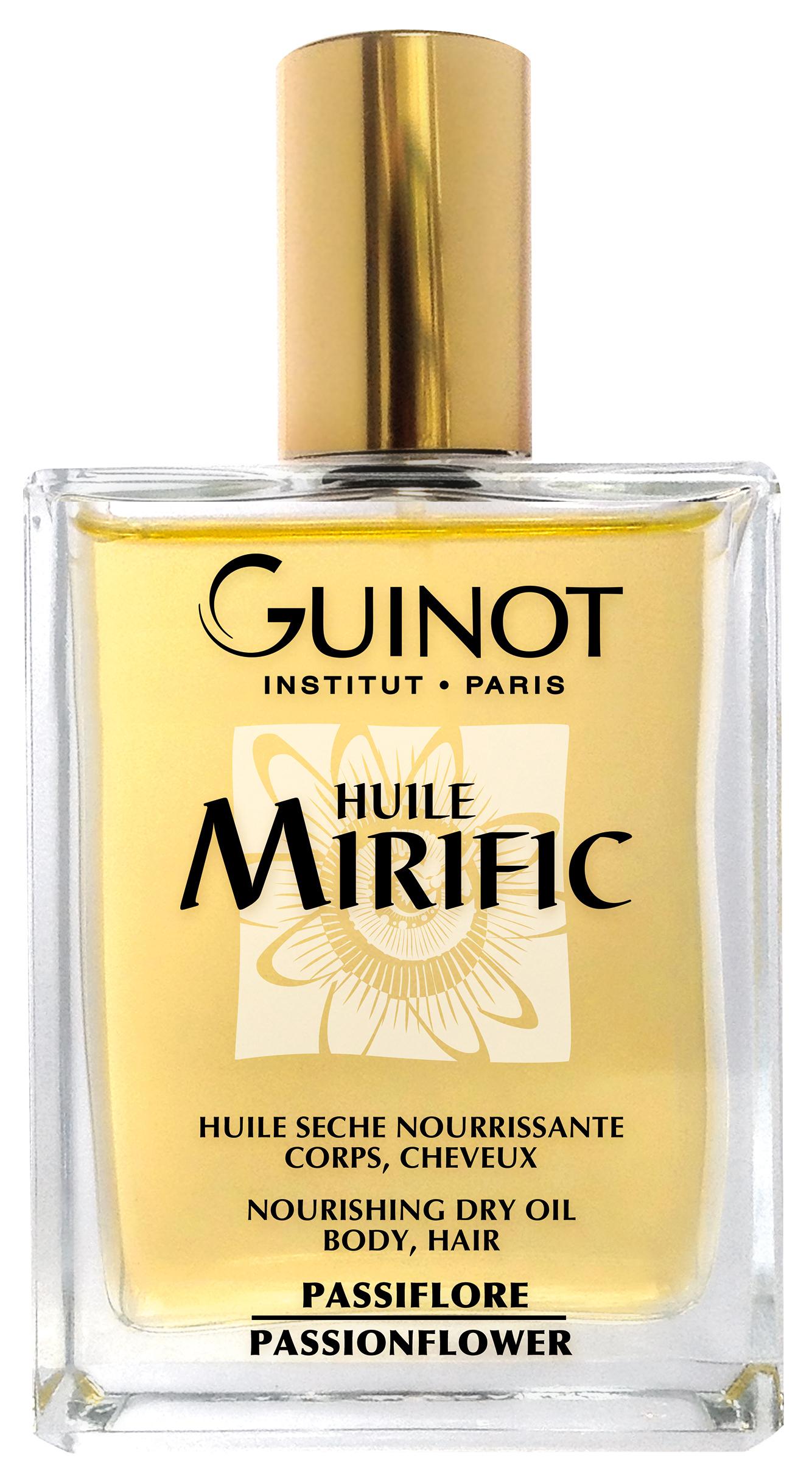 Guinot Huile Mirific  U2013 Review