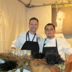 ian gresik drago centro 150x150 2013 Los Angeles Food & Wine Festival Opening Party