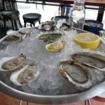 Oysters at John Dory Oyster Bar in NYC