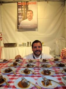 Chef Mirko Paderno, Oliverio